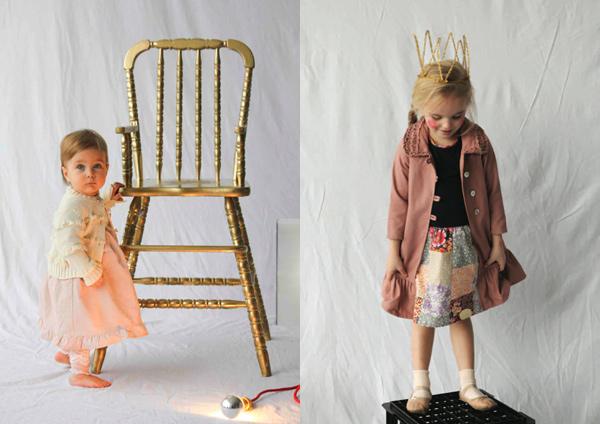 vintage children's fashion
