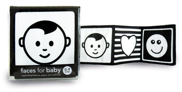 faces for baby 1 A little book of faces for baby