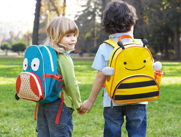 Skip Hop backpacks at Bright Star Kids
