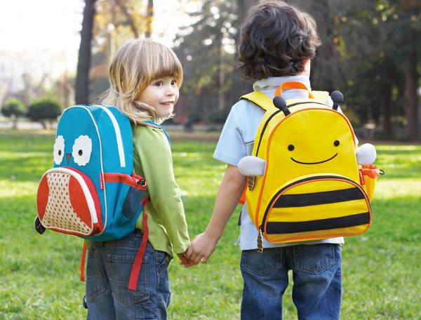 Skip Hop backpacks at Bright Star Kids