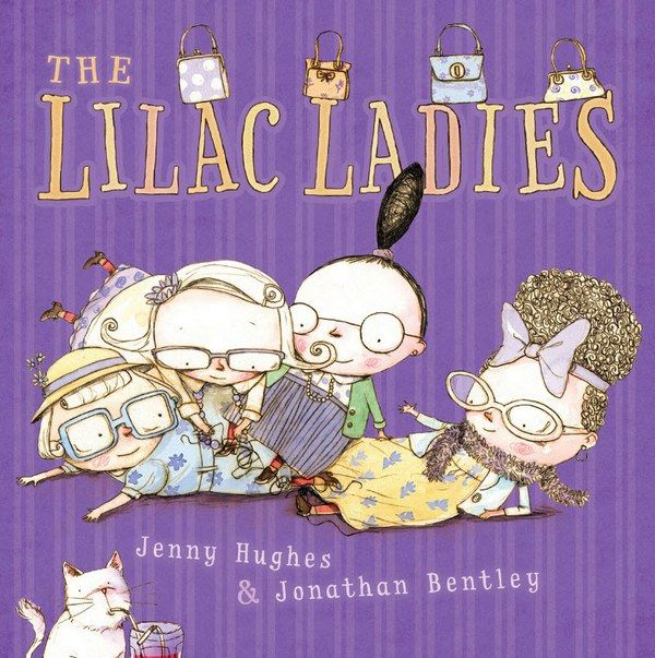 the lilac ladies by jenny hughes 3 The Lilac Ladies