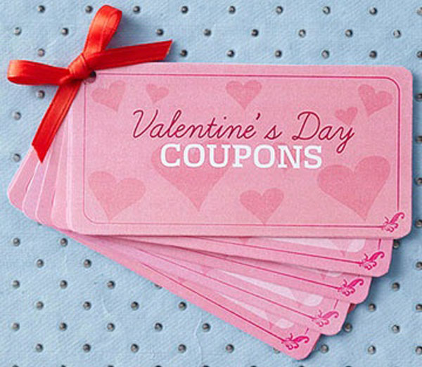 valentines day coupon web Made with love   our guide to a DIY Valentines Day!