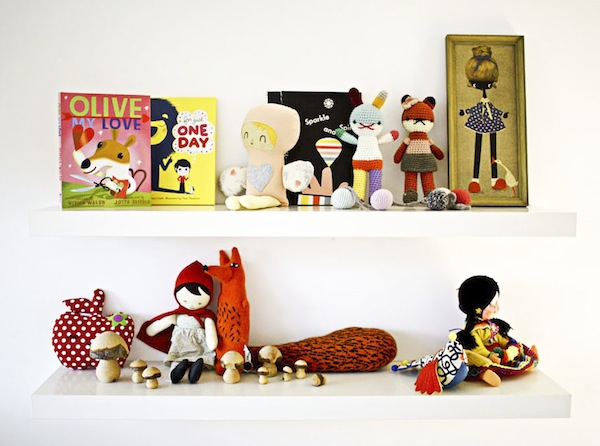 2. uma shelf detail Show us your nursery   new product alert from Ubabub, you wont believe Umas room!