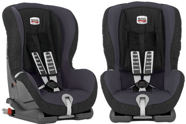Britax ISOFIX Important details for Australian ISOFIX child restraints from Britax