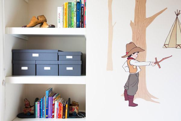 Eleonora 1 Show us your nursery   Eleonoras double duty bedroom