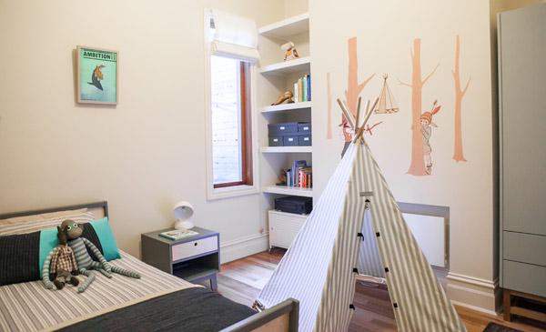 Eleonora 3 Show us your nursery   Eleonoras double duty bedroom