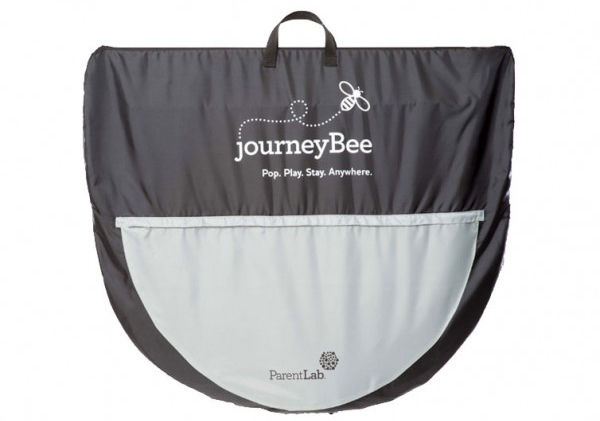 Pop Baby Into Bed With A Journeybee Portable Cot