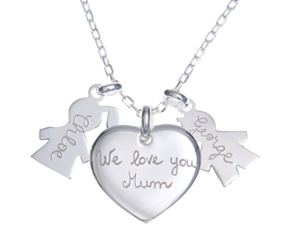 Merci Maman 2 Merci Maman for personalised jewellery with a difference