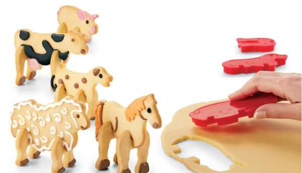 Wiltshire ArtofBaking 3D Farm Animals 1 smlr