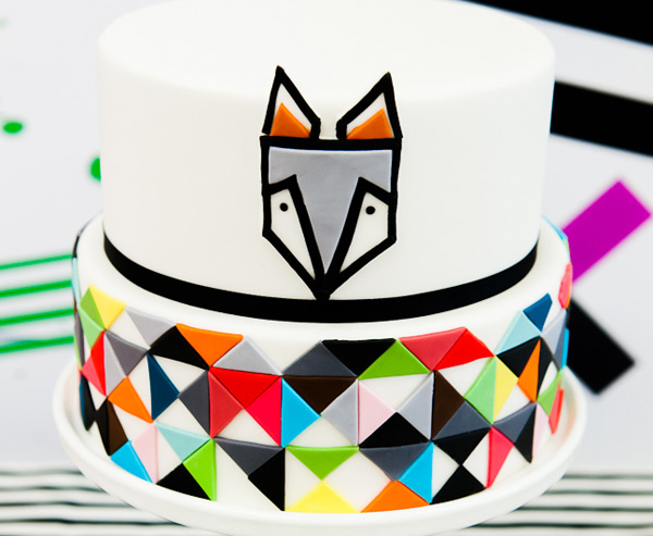 fox party 15 Show us your party   Zoes Scandinavian fox birthday