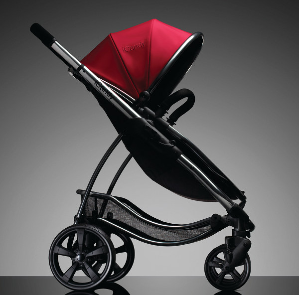 icandy Strawberry Top ten pram launches in 2013