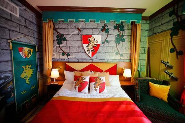 Legoland Hotel California Room Types