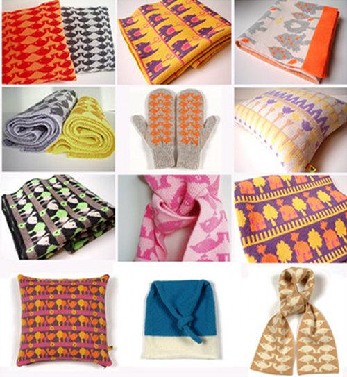 knitted winter wear for children