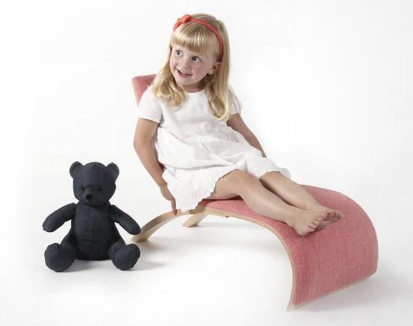 Utzon Kids Wave chair