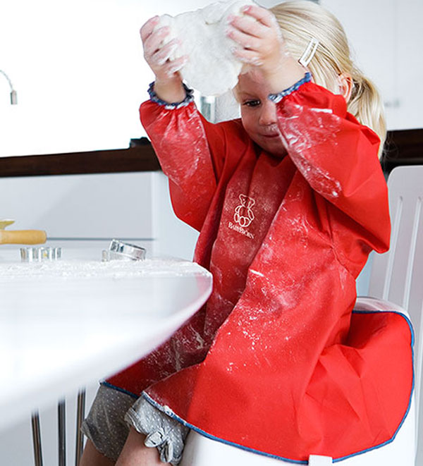 BabyBjorn Eat and Play Smock web Babyology Easter gift guide   toddlers