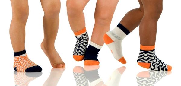 colourful fun kids socks