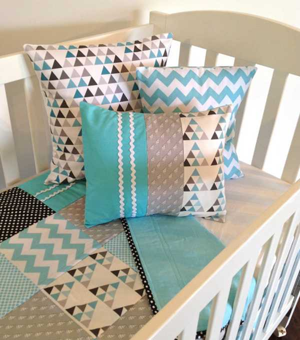 alphabet2, stylish cot linen for boys
