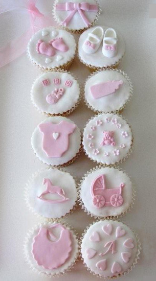 Tortine Boutique Cakes cupcakes
