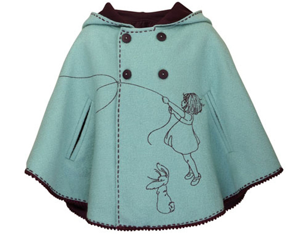 belle and boo fly a kite cape web Babyology Easter gift guide   toddlers