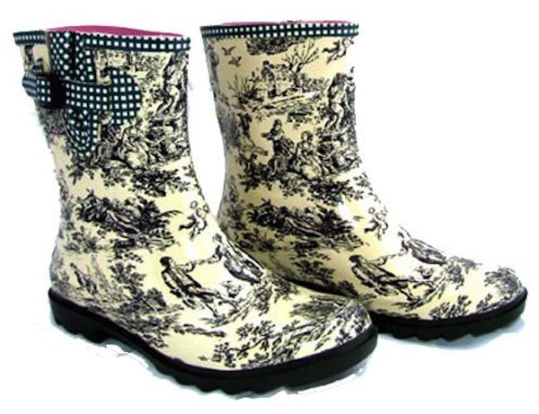 pipduck-toile-short-wellies