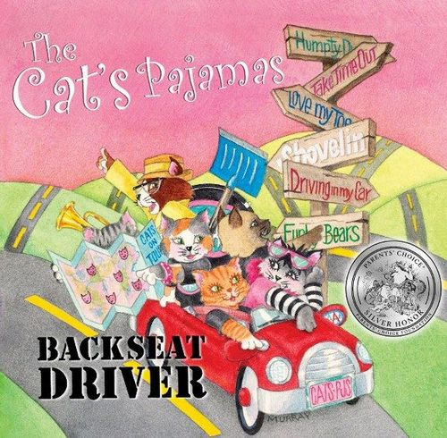 Backseat Driver- The Cats Pajamas - 3