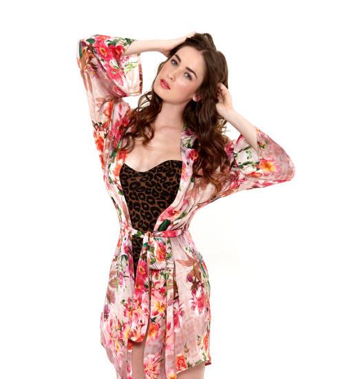 Langdon Ltd silk cotton kimono, Mother's Day 2013 stylish gift ideas
