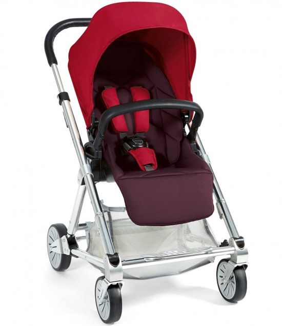mamas-and-papas-urbo-red-web, Mother's Day gift ideas - new mums