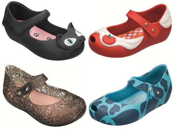 Mini Melissa new season girls shoes