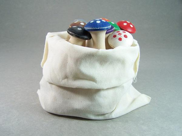 muddyfeet-2-web, mushroom wooden bowling set