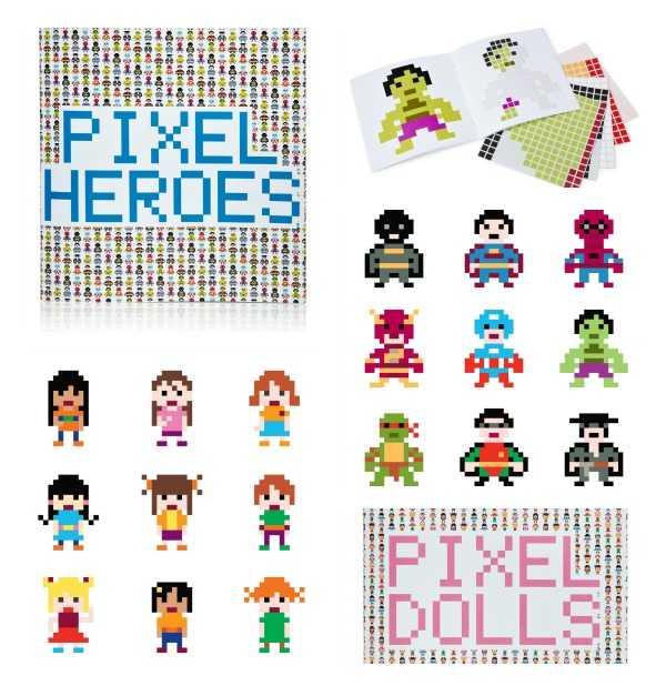 pixeldolls