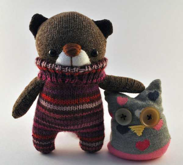 stars2, knitted toys