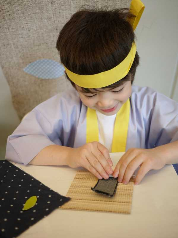 sushi2 Kukkia lets your child unleash their inner sushi chef