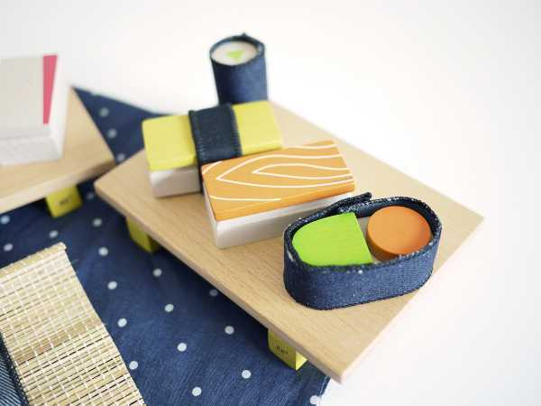 sushi5 Kukkia lets your child unleash their inner sushi chef