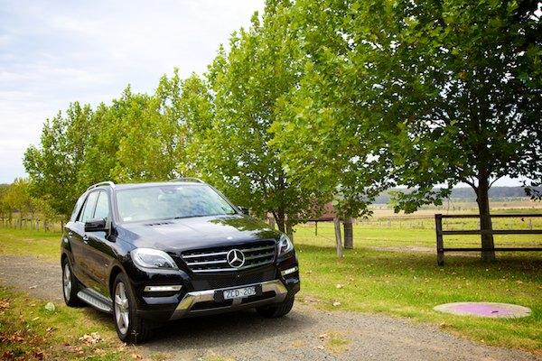Mercedes-Benz ML 250 BlueTEC