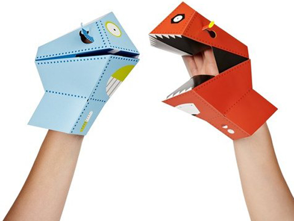 Robot-Hand-Puppet