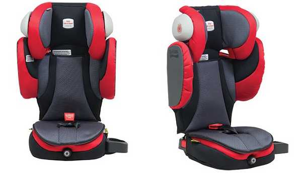 Safety First With The Britax Safe N Sound Car Seat Range