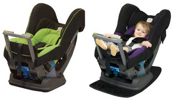 Safety first with the Britax Safe-n-Sound car seat range