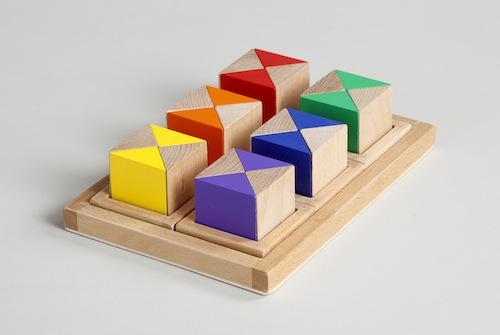 Brinca Dada Colortoys Learning Materials Workshop