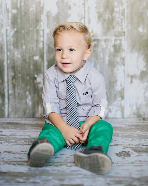 colinscloset1 Dapper little dudes wear Colins Closet ties & bow ties