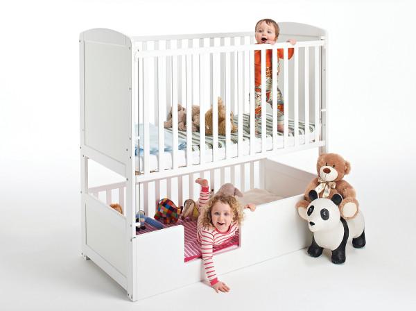 Shanticot convertible bunk cot