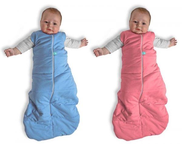 ErgoPouch Hybrid baby sleep bag