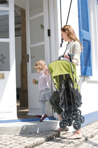 Prizeapalooza day 22 - Combi Quickids stroller