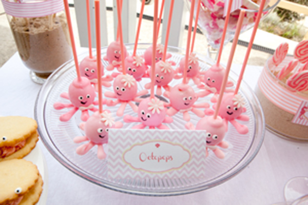 octopops, octopus cake pops