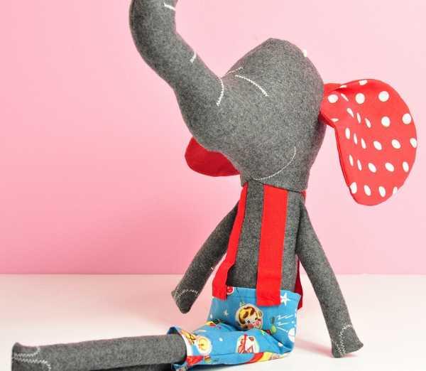 sofofo6, toy elephant