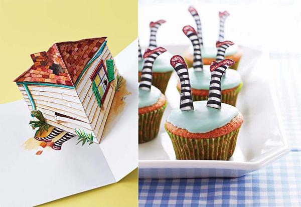 stylish Wizard of Oz birthday party