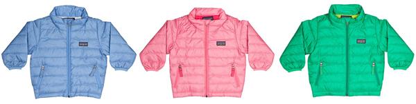 Patagonia Baby Down Jacket, puffer jacket