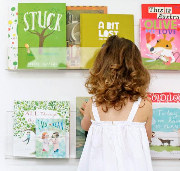 Ubabub Booksee 1 Ubabub launch amazing new wares   Booksee shelves & Sundae art print
