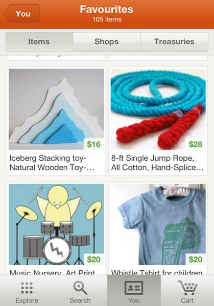 how to change name on etsy app