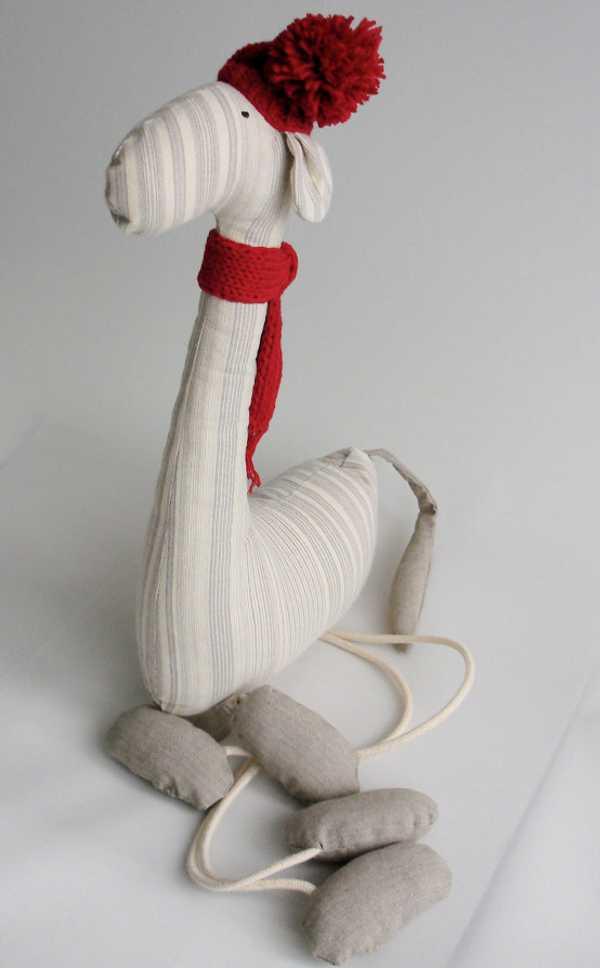 hipolita, giraffe soft toy