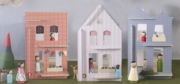 lille huset 1 Lille Huset modular doll houses are now available!